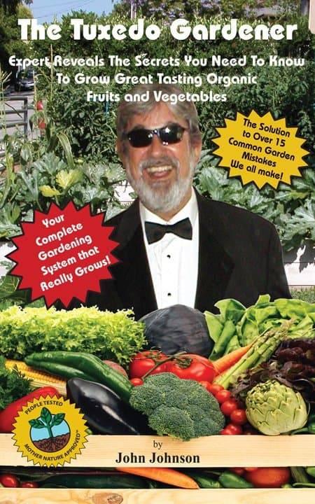 the tuxedo gardener